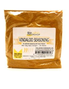Vindaloo Powder Seasoning | Buy Online at the Asian Cookshop